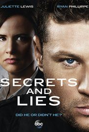 Secrets and Lies (2015) Each series, a detective focuses on the prime suspect in a murder case; but everyone has something to hide.