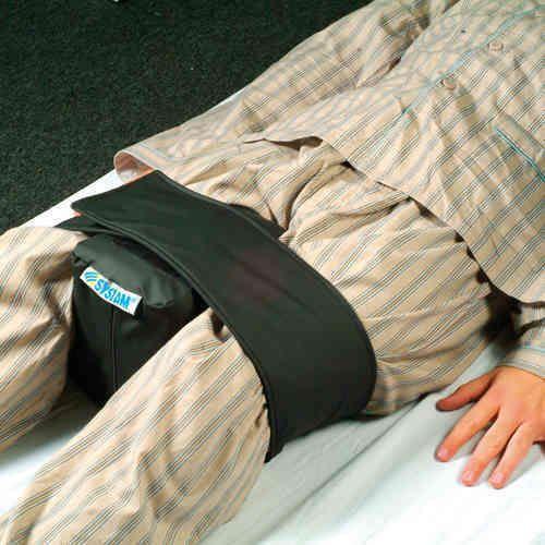 Abductor Systam   Separador de piernas para camas y Sillas de ruedas