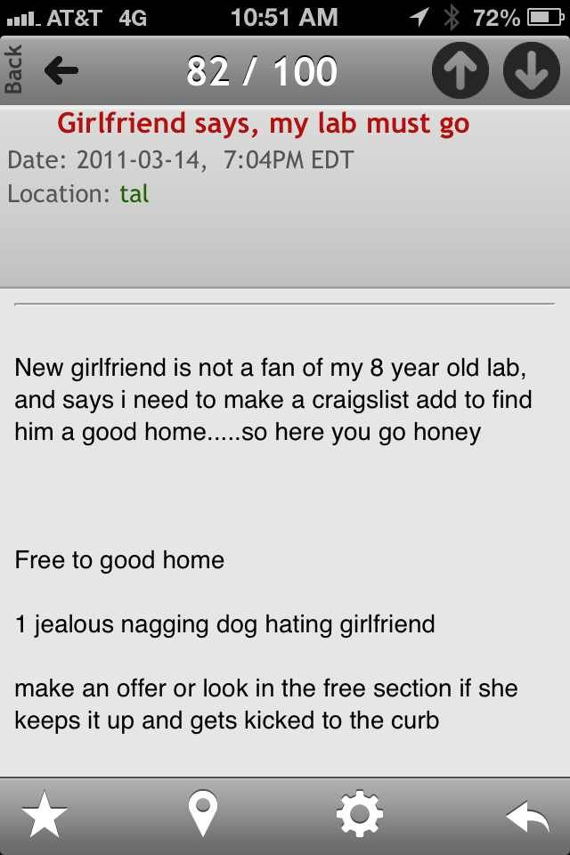 Craigslist trolls HELP FEED THE TROLL ADHD \ HOW IT AFFECTS ME - craigslist el paso