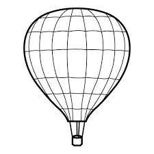Resultado de imagen para globos aerostaticos dibujos