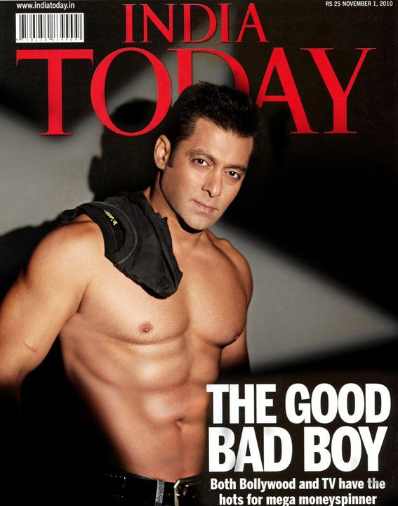 Salman Khan, bollywoods sexiest actor alive!