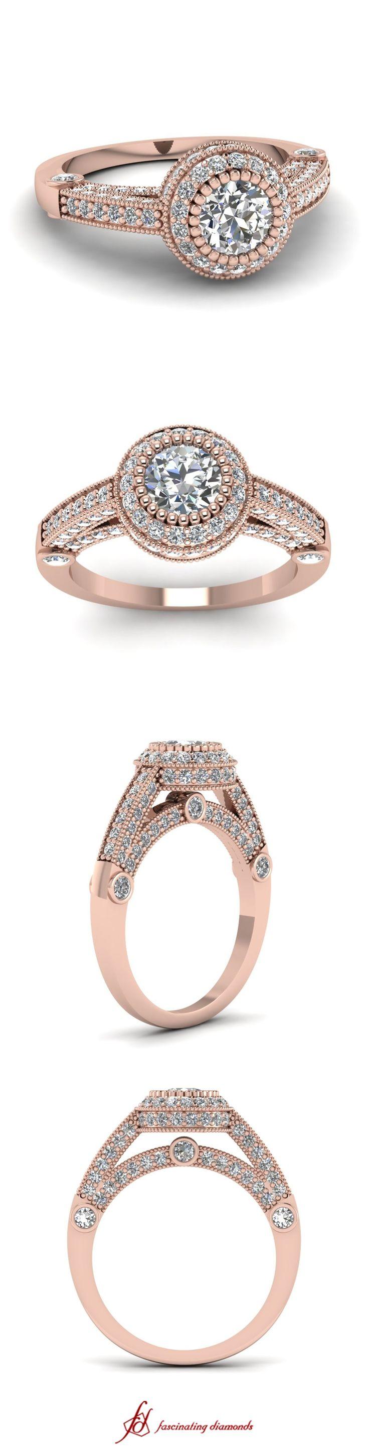 Best 25 Round cut diamond ideas on Pinterest