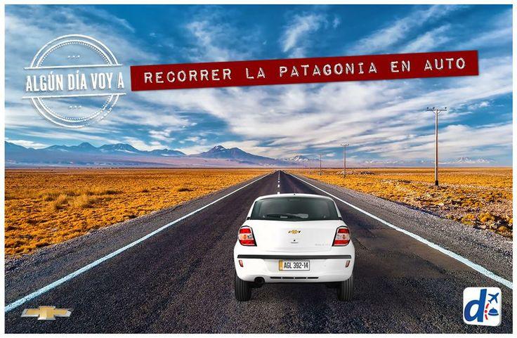 Recorrer la Patagonia Argentina con Despegar --> http://www.despegar.com/