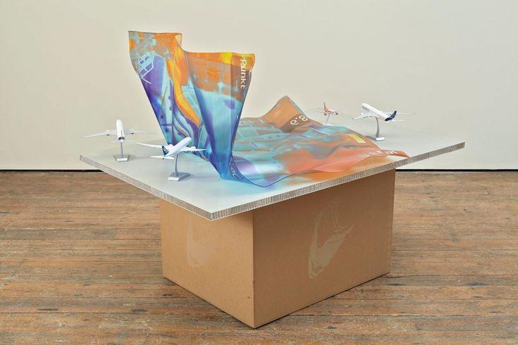 Yngve Holen, Original Ersatzteil, Original Spare Part, 2014 courtesy of Modern Art, London.