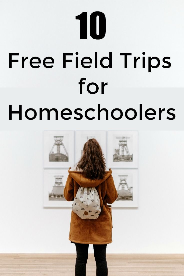 10 Free Field Trips for Homeschoolers you don't want to miss!