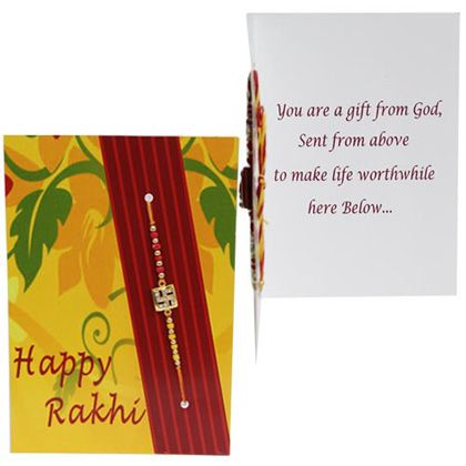 Bro U R special International - Rakhi To Dubai