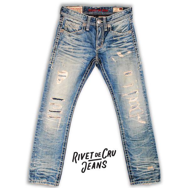 Rivet De Cru Jeans