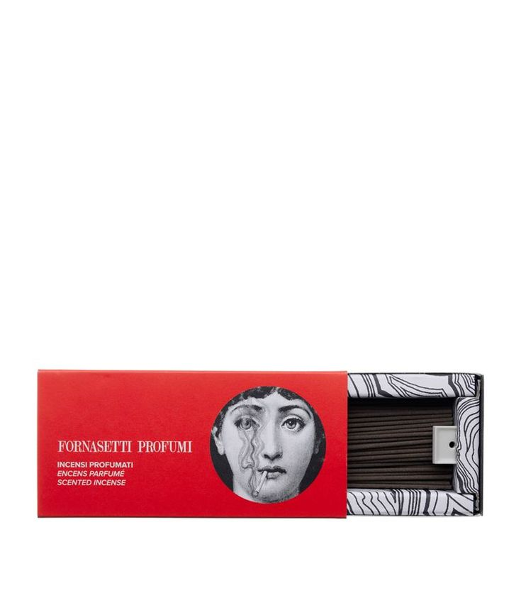 Homewares: Diffusers Fornasetti Profumi Japanese Incense Refill Sticks
