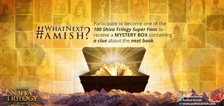 Want to know about @authoramish's next book? Participate in the #WhatNextAmish #contest to find out
