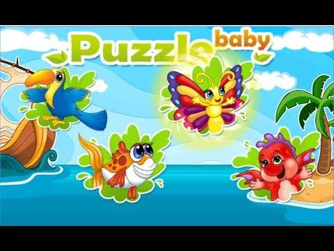 Baby puzzle   - Android gameplay yovogames Movie  apps  free best top