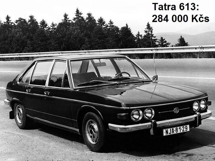 Ceník Mototechny z roku 1978: co stály Škody? A co Fiaty, Renaulty, Tatra 613? - 62 -
