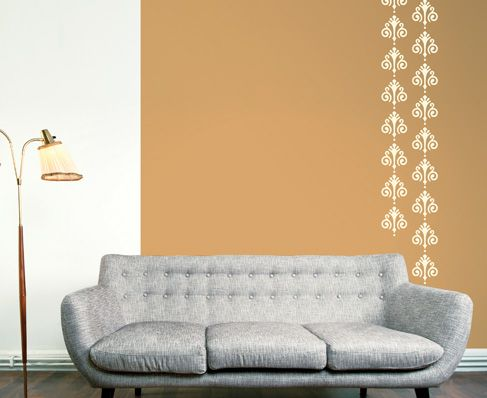 Royale Play Wall Fashion - Wall Painting Designs From Asian Paints