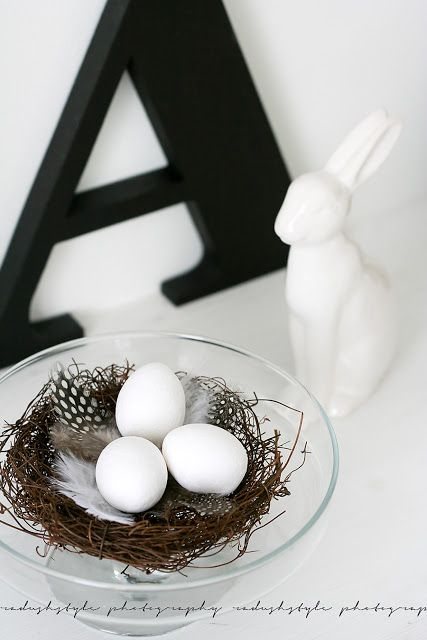 Easter decoration #spring #eggs #easter