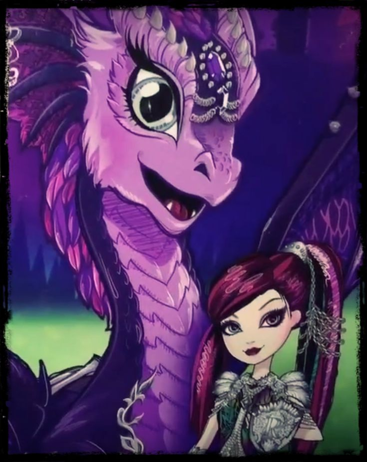 58 best Ever and Monster High images