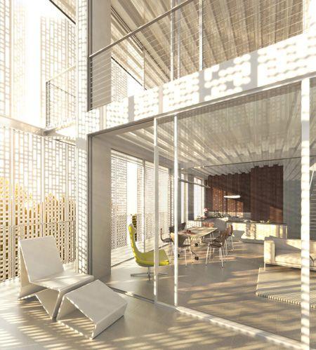 Restello by Piercy Conner Architects - Dezeen