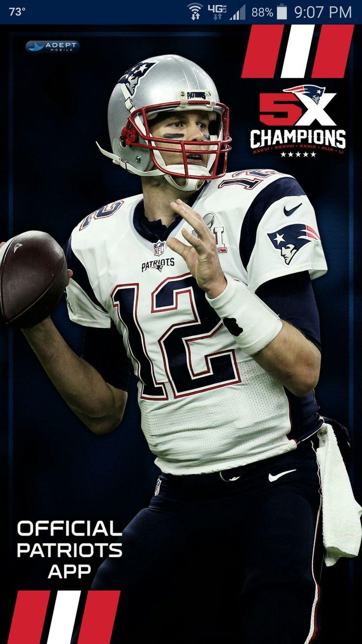 New England Patriots!!!!!