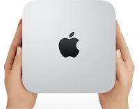 Apple Mac mini merupakan produk Apple terbaik saat ini (periode akhir 2012), kemasan desktop yang lengkap dalam sebuah casing kecil nan simpel. dan menawarkan drive dengan kompleksibilitas dan kecepatan yang baik.