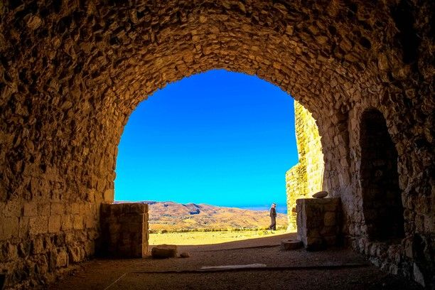 Al-Karak Castle Museum, Al Karak, Jordan — by Ai Long. Jordan is best discovered on a #RoadTrip. But, if you don't know how to drive, join a tour group. Here, we stopped at...