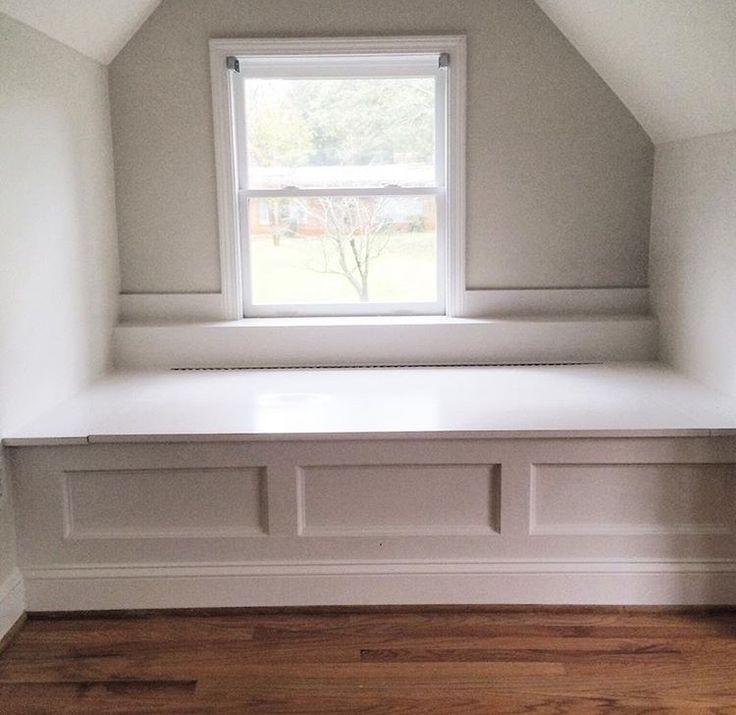 Built-in daybed with hinge top for storage brought to you by  woodbee.woodworks