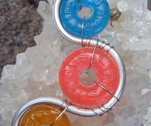 Faux LifeSaver Candy Necklace
