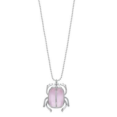New colors for the crystal Scarab by Lilou! Light blue, purple, lilac, choose your favorite one to engrave it and create a unique jewel! #lilou #scarab #crystal #blue #purple #lilac #engrave #unique