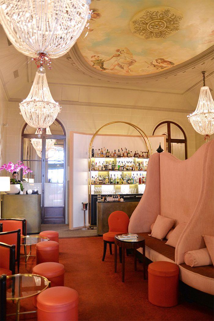 23 best Hotel Paris images on Pinterest Commercial interiors