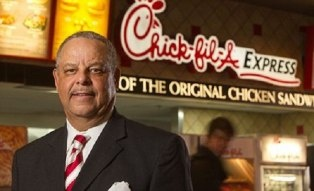 "Don Perry, head spokesman for fast-food chain Chick-fil-A died ""suddenly"" Friday morning, the company confirmed Friday."