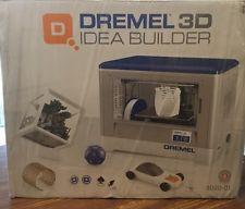 Dremel 3D Idea Builder 3D20-01 Home Manufacturing Engineering NIB Free Shipping!