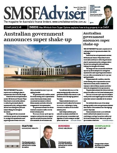 Sterling publishing launches SMSF Adviser, the first Australian title to focus on self-managed super funds. http://influencing.com.au/p/43334