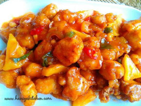 Resep Ayam Kuluyuk Asam Manis Resep Ayam Resep Masakan