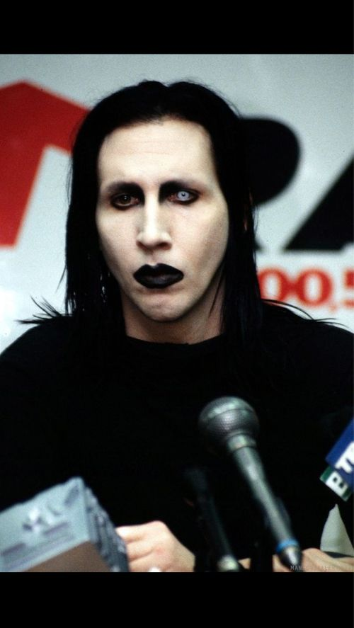 Marilyn manson a controversial musical artist