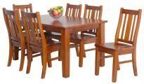 Kingsley 7pce Dining Setting