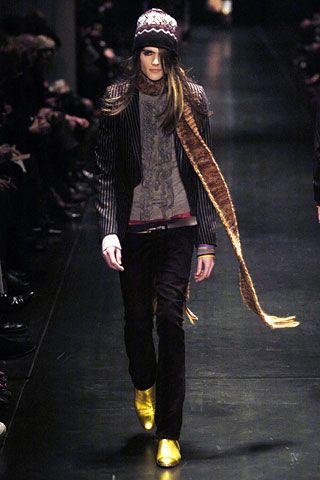 Dior Homme Autumn/Winter 2005-6 Paris - Menswear - Full length photos (Vogue.com UK)
