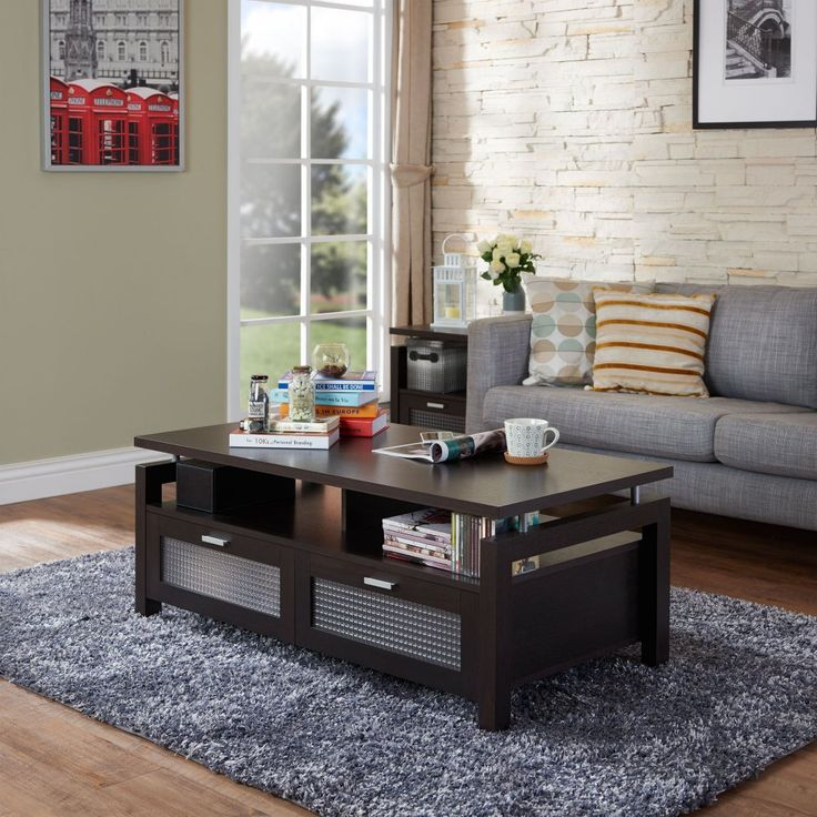 Furniture Of America Caelon Coffee Table
