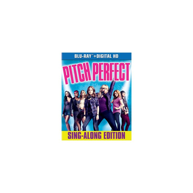 Pitch Perfect (Includes Digital Copy) (UltraViolet) (With Pitch Perfect 2 Movie Cash) (Blu-ray)
