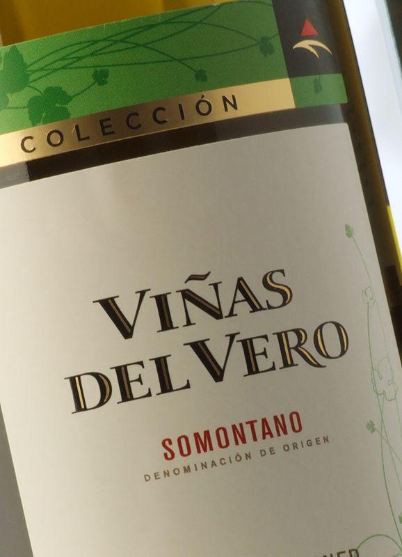 Viñas del Vero Gewurztraminer 2013 Vino blanco sin crianza Viñas del Vero Somontano (España) Gewürztraminer