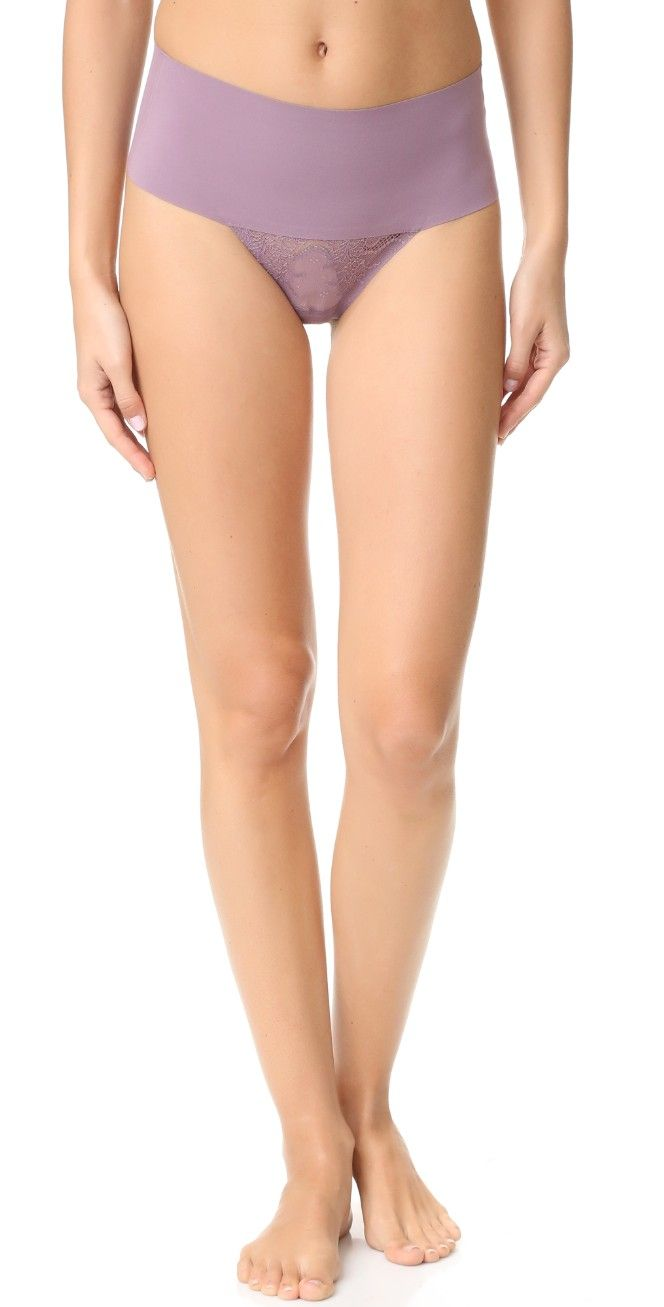 SPANX UndieTectable Lace Thong | SHOPBOP