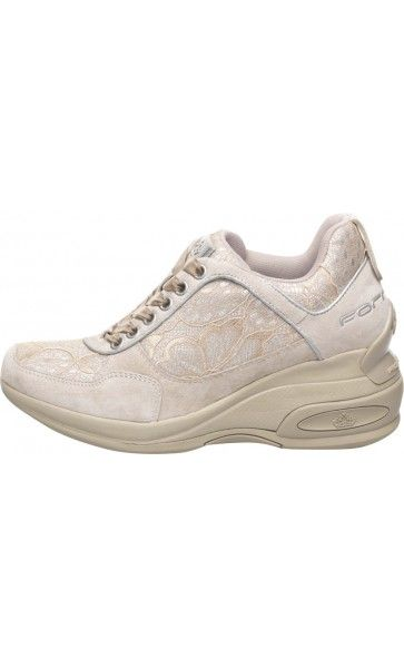 Fornarina Sneakers Femme DAILY BEIGE, 40