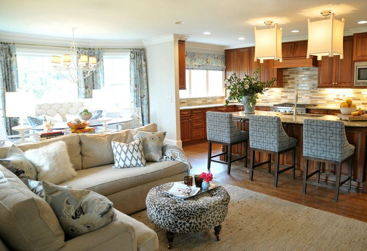 Best 65 Best Kitchen Living Room Open Concepts Images On 400 x 300