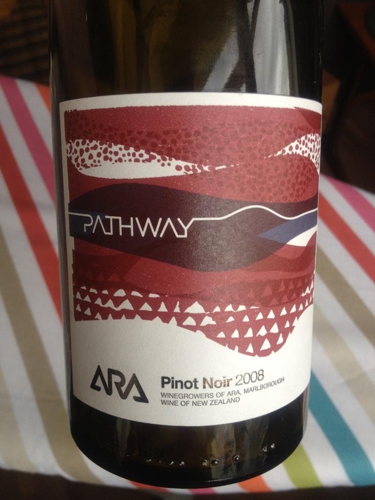 NZ lovely wine