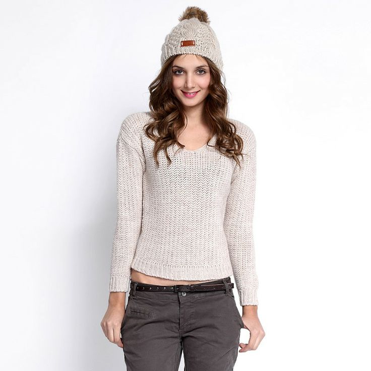 Autumn/Winter 2014 | FULLAHSUGAH KNITTED CABLE STITCH JUMPER OFF | €24.90 | 3418106213 | http://fullahsugah.gr