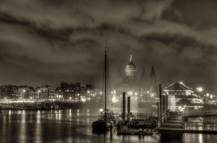 Amsterdam light festival by Watze D. de Haan
