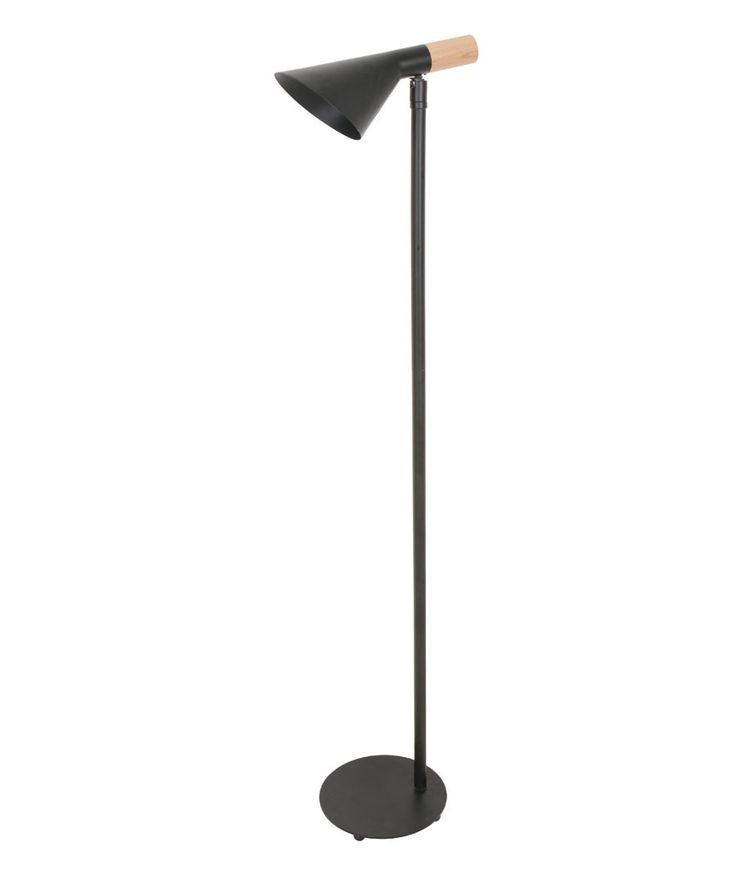 Citta Floor Lamp in Black