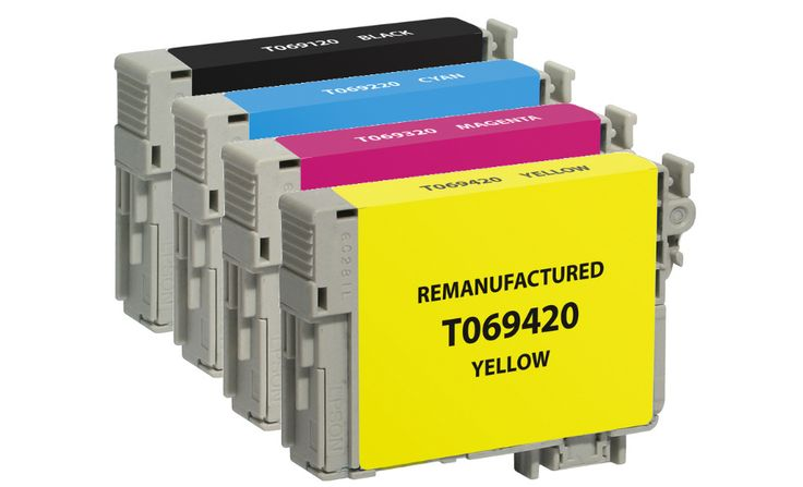 """Buy T069 Series Ink Cartridge 4PK - BCMY for Epson at LAinks.com. We offer to save 30-70% on ink and toner cartridges. 100% Satisfaction Guarantee."