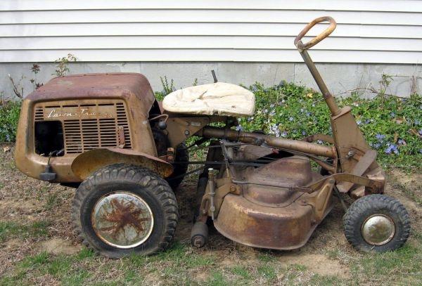 1965 Simplicity riding mower.   Nostalgia   Pinterest ...