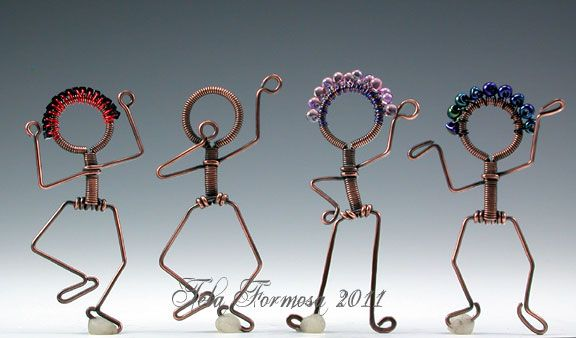 Need something different, here you go! FREE MINI TUTORIAL ! | Tela Formosa Jewelry Designs