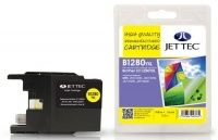 JetTec Brother LC-1280YXL Yellow Remanufactured Ink The Brother LC-1280YXL Yellow remanufactured Ink Cartridge by JetTec - B1280YXL is a JetTec branded remanufactured printer ink cartridge for Brother printers. They provide OEM style quality printing b http://www.MightGet.com/february-2017-3/jettec-brother-lc-1280yxl-yellow-remanufactured-ink.asp