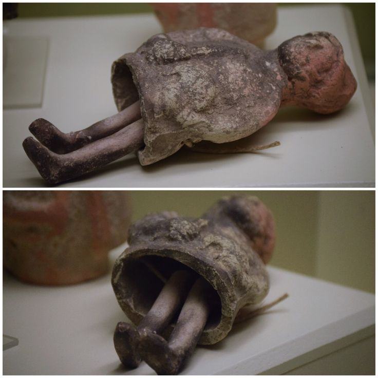 Terracotta doll - Roman - Cadiz Museum More At ROMAN ART : FOSTERGINGER @ Pinterest