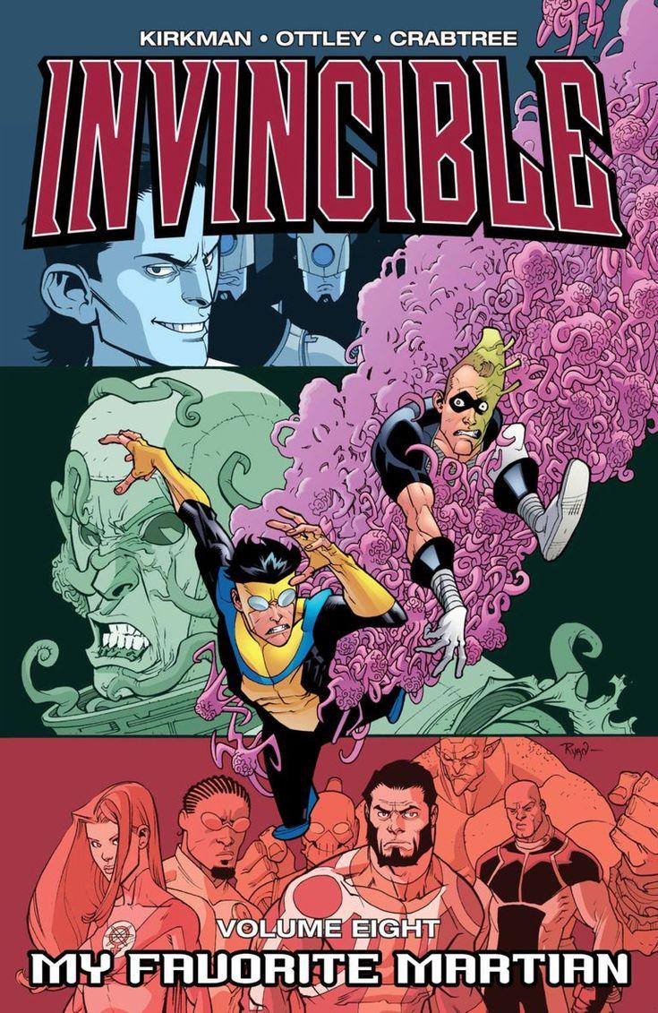 Invincible Comic, Marvel Comics, Best Superhero, Image Comics, Comic Book Artists, Comic Books, The Martian, Comic Covers, Super Powers