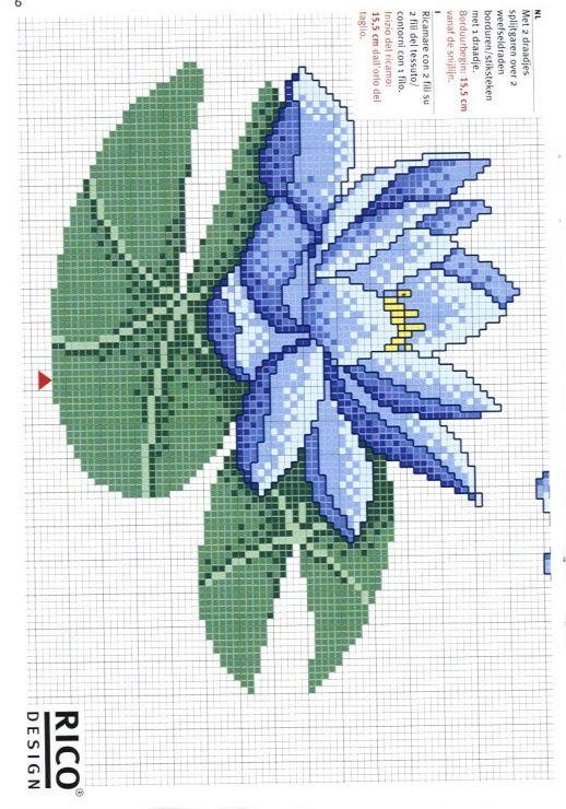 Gallery.ru / Fotoğraf # 2 - Mavi-Yeşil: 4 devreleri - frango